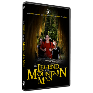Legend of the Mountain Man DVD